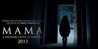 Mama (2013) movie advertisement