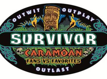 Survivor: Caramoan logo