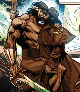 Wolverine Hercules Kiss